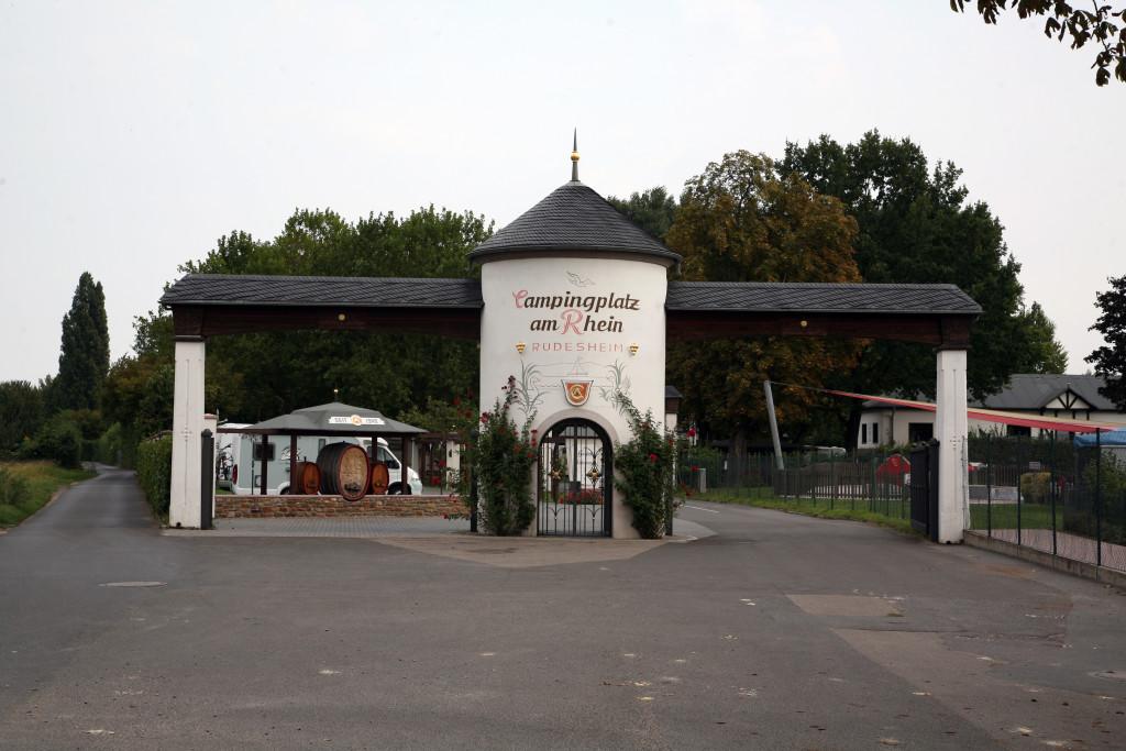 Hygge ved Rhinen.