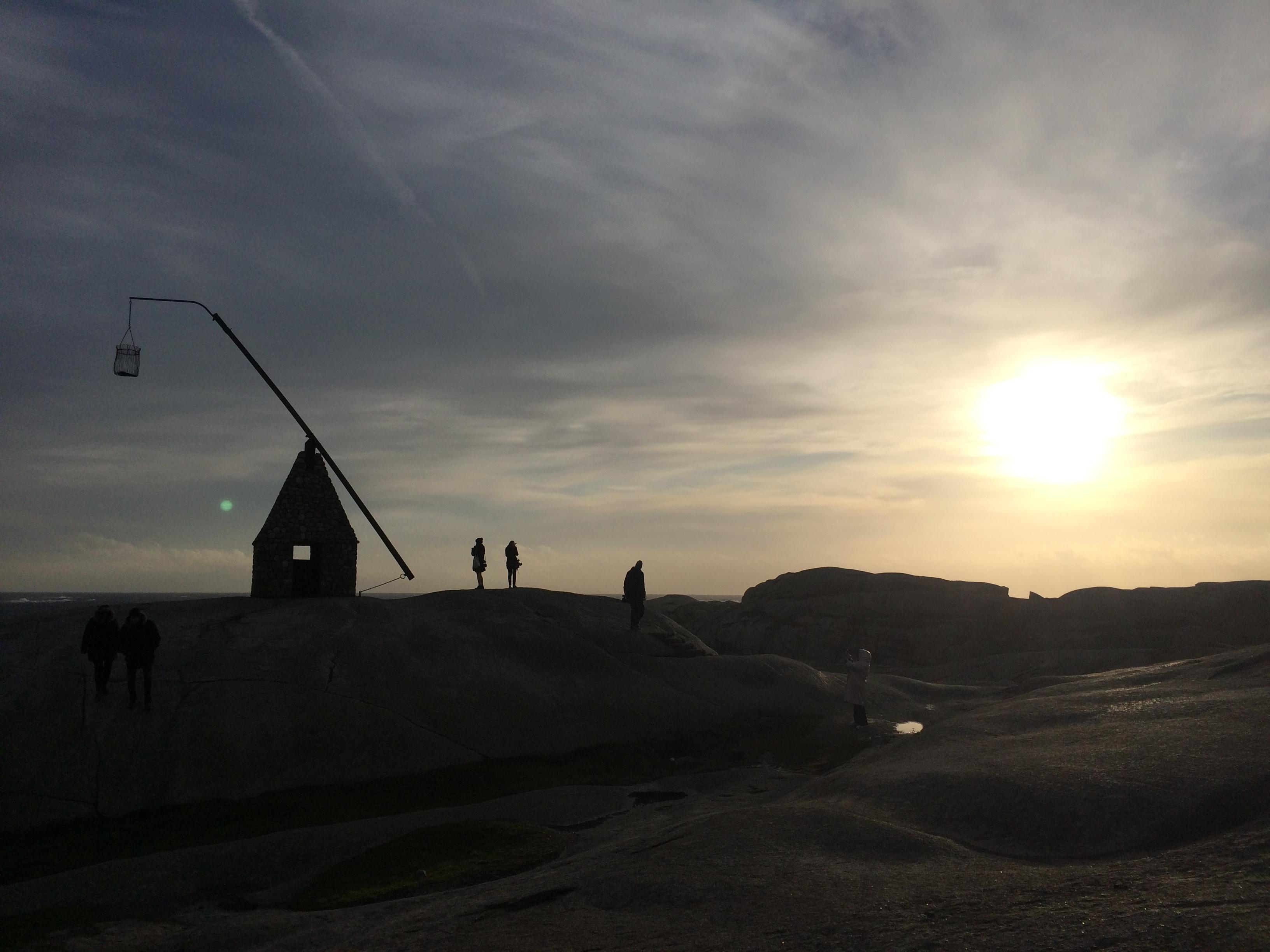 Verdens Ende ligger længst mod syd på øen Tjøme. Friluftsområdet har en storslået udsigt mod Skagerak og flotte bade- og fiskemuligheder.