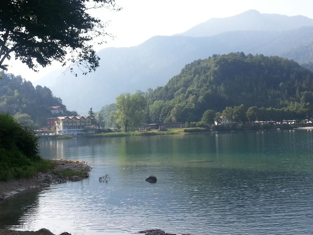 Ledro søen.