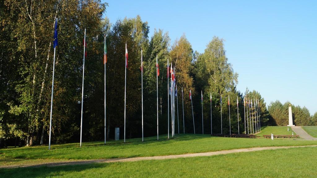 Lidt uden for Vilnius i Litauen ligger Europas geografiske centrum.