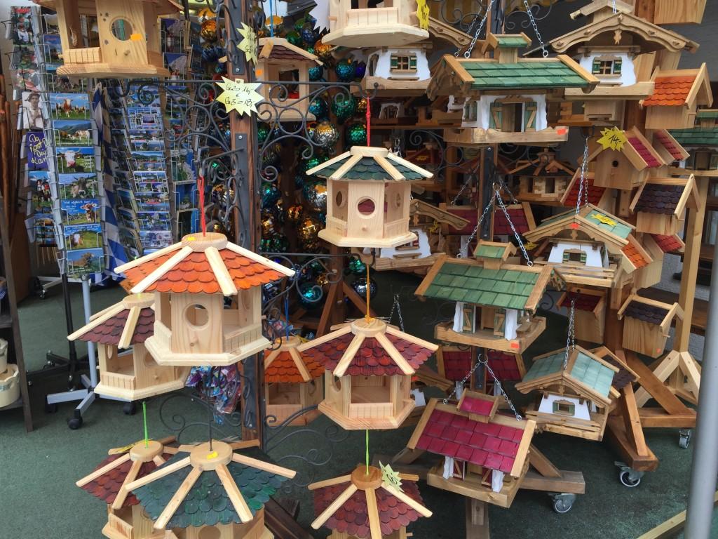 Et anderledes fuglehus kunne måske være en ide til fruen derhjemme, men det er jo ikke sikkert at det lige er det hun ønsker sig allermest