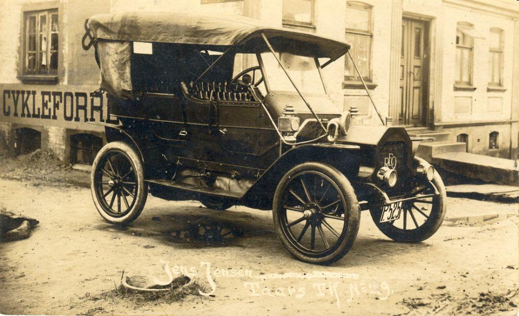 Bredgade 54 ca. 1916