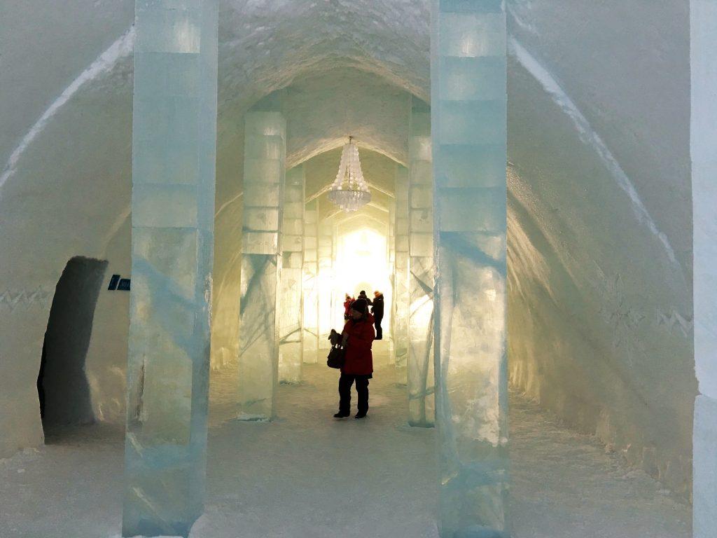 En af dagene skal vi også besøge Ishotellet i Jullasjärvi.