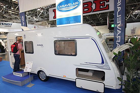Caravelair 2016 – Rigtig meget campingvogn for pengene