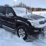 Nordkapp Vintertur 2015 – Del 3 – Fra Uppsala til Umeå