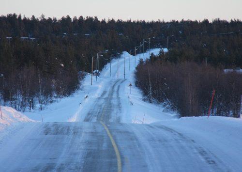 Nordkapp Vintertur 2015 – Del 8 – Kiruna til Kautokeino, Norge
