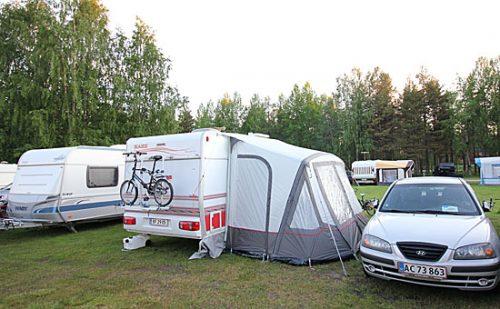 På tur til midnatssolens land – Del 9 – Jokkmokk Artic Camping