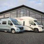 Autocamp: Karmann Davis og EuraMobil Profila på vej til Ferie For Alle