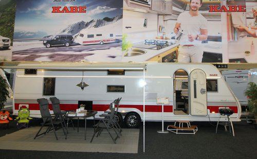 2016 Kabe Hacienda 880 B-TDL – Den ultimative campingvogn?