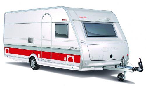 2016 Kabe Classic 520 XL – En ægte KABE rejse campingvogn