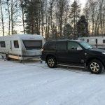 Jagten på Nordlyset – del 4 – Umeå til Jokkmokk