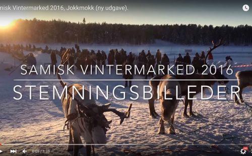 Jagten på Nordlyset – Del 11 – Film fra turen