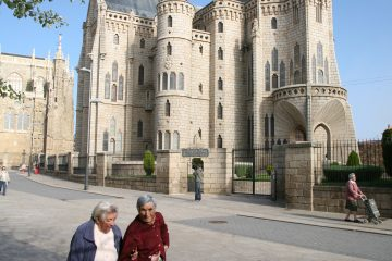 Pilgrimsturen til Santiago de Compostela + 2 film