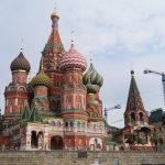 Campingtur til Moskva
