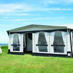Campingforum præsenterer Güsto – Nyt fortelt i Danmark
