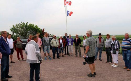 D-dag 2016 – del 6 – Den Canadiske Kirkegård og Le Grand Bunker Musee