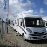 Hymer B 708 Premium Line 2016 model hos PB Scandi-Mobil