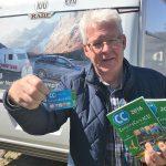 7 lande på 7 dage – med en campingvogn på krogen