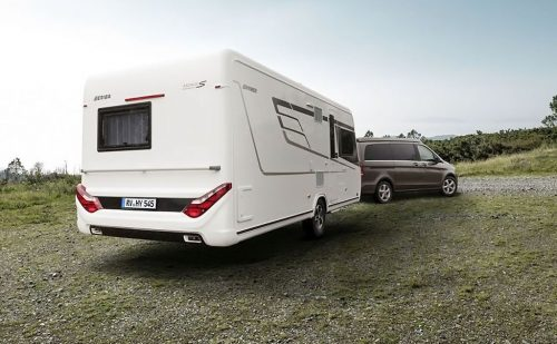 Premium design i komplet fornyelse, Hymer Eriba Nova S