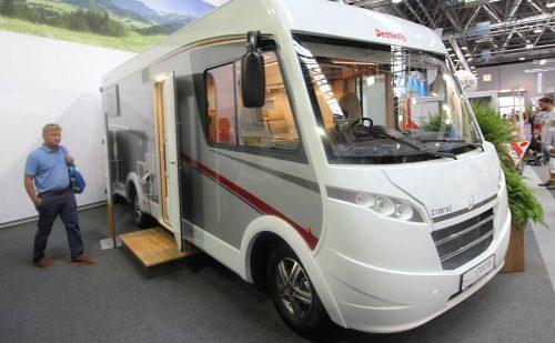 Caravan Salon 2016 – del 4 – Dethleffs Autocampere