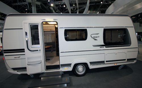 Caravan Salon 2016 – del 5 – Fendt campingvogne