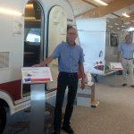 Spar 10.000 ekstra i august på PJ Caravan's sidste campingvogne!
