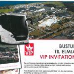 Bustur til Elmia – VIP invitation