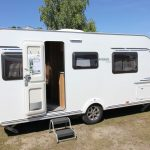 2017 Caravelair Antares Style 470 – Queens Bed
