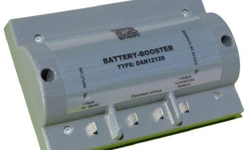 Ny Battery-Booster fra DanPower!