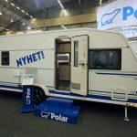 Elmia Husvagn Husbil 2016 – del 3 – Polar: Ny serie og nye modeller