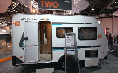 Caravan Salon 2016 – del 12 – Weinsberg CaraTwo – Nye flotte detaljer