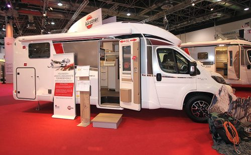 Caravan Salon 2016 – del 13 – Bürstner autocampere 2017 – 30 års erfaring