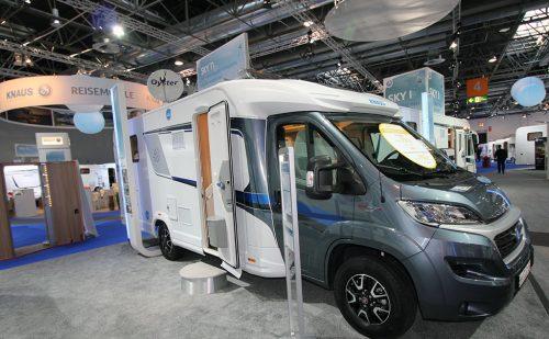 Caravan Salon 2016 – del 17 – Knaus Autocampere – Opdaterede modeller