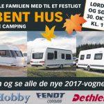 Invitation til efterårs åbent hus hos LE Camping