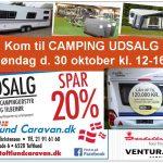 Kom til Åbent Hus hos Toftlund Caravan