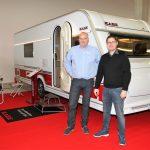 Nye 2017 modeller og udvidelse hos Holbæk CaravanCenter