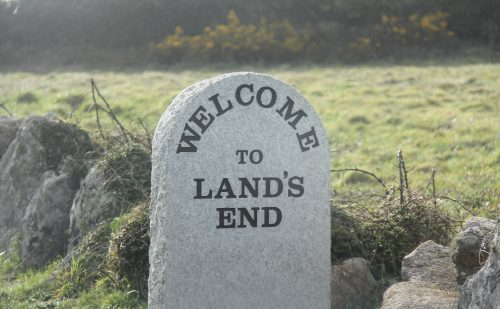 Ekspedition Lands End – del 6 (Lands End)