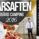 Nytårsaften på Frigård Camping i Sønderjylland