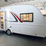 2017 – Bürstner Averso Plus 500 TS – Tre dobbeltsenge i en 5 m. vogn