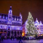 Julemarkeder og nytår i Bruxelles