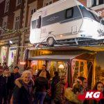 Mød KG Camping til light festival på Axeltorv i Kolding