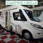 2017 – Camping i Bella del 2 – Nye autocampere og campingvogne
