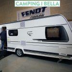 2017 – Camping i Bella del 3 – Køjevogne og fritstående dobbeltseng
