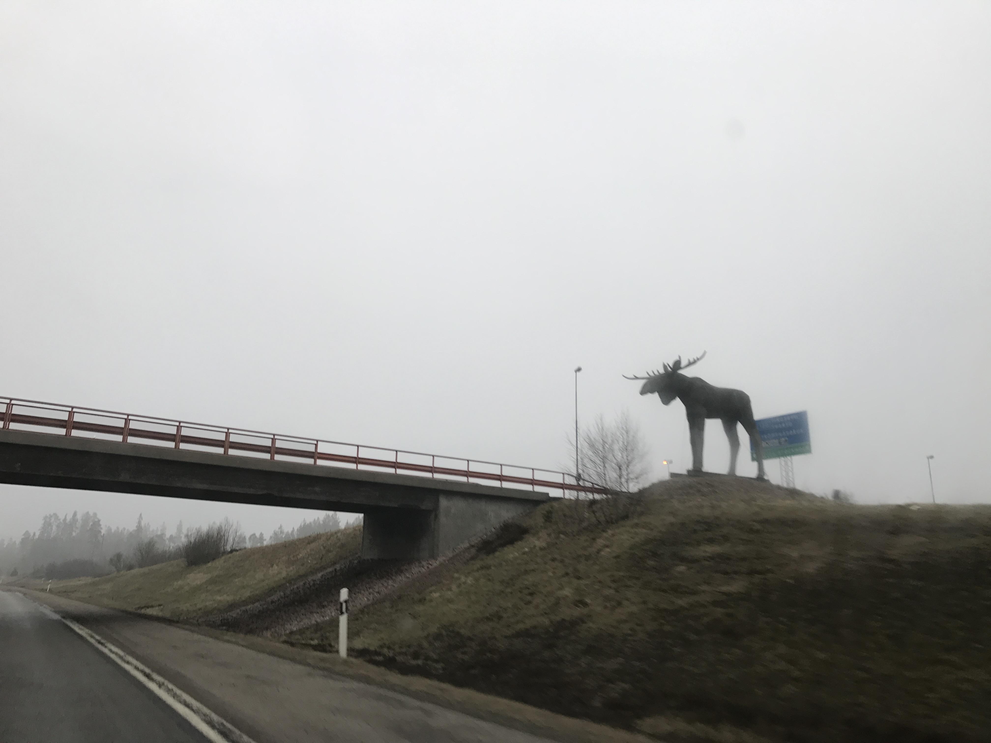 Nordlys Turen 2017 - del 1 (København til Jönköping, Sverige) Klargøring!