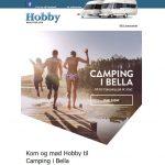 Kom og mød Hobby til Camping i Bella