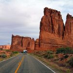 Det vilde vesten – 2010 – Del 10 – Arches National Park