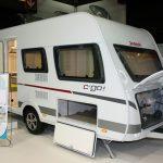 Campingvogne 2015 – Nye indstigningsmodeller og mere udstyr