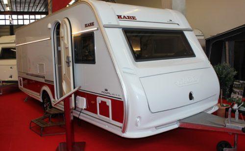 Campingvogne 2015 – Kabe Royal 560 XL/KS