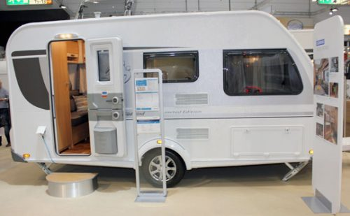 2015- Knaus Südwind 420 QD Limited Edition