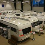 Besøg Klarup Caravan Centers flotte udstilling